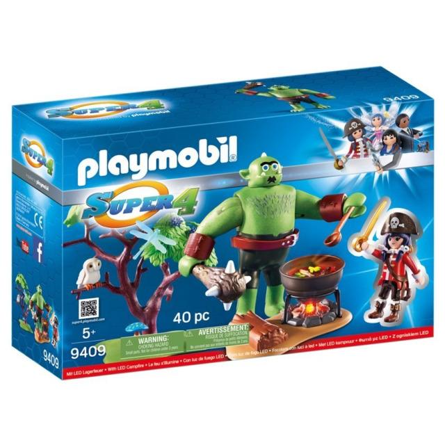 Obrázek produktu Playmobil 9409 Obr zlobr a Ruby