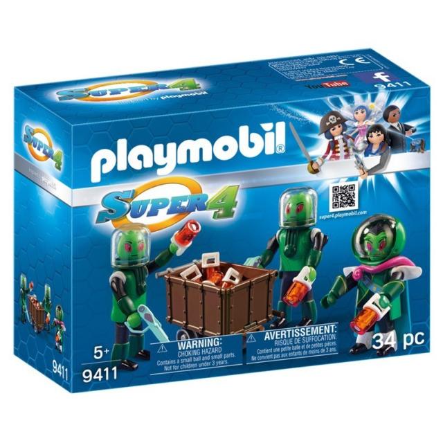 Obrázek produktu Playmobil 9411 Obyvatelé Sykronie