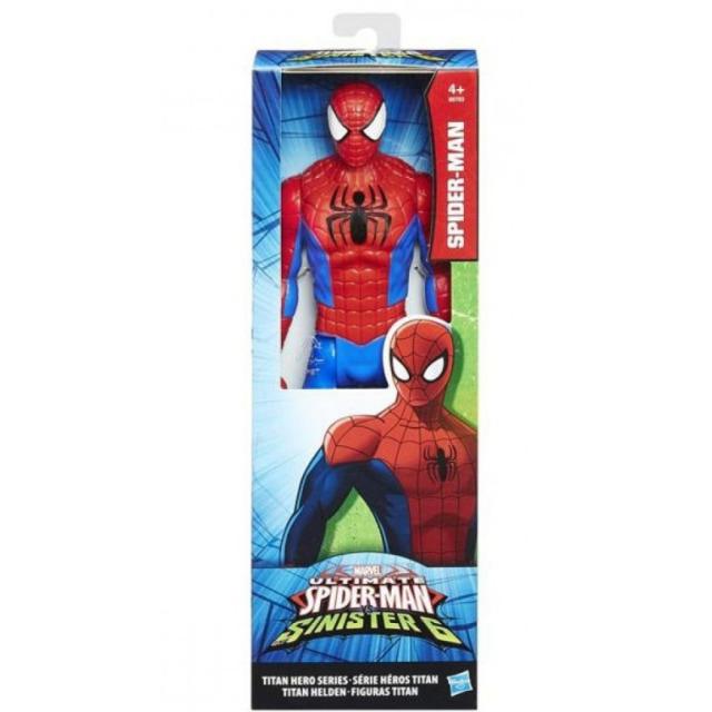 Obrázek produktu Spiderman Figurka Titan Hero Spider-Man 30 cm, Hasbro E0649