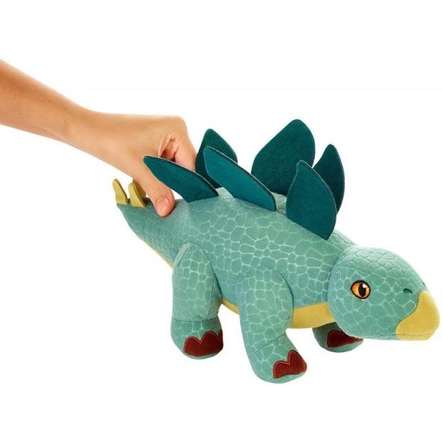Obrázek produktu Jurský svět, Plyšový Stegosaurus, Mattel FMM56