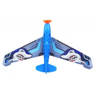 Obrázek 1 produktu Házecí letadlo Sharks s terčem