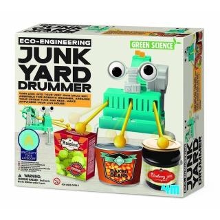 Obrázek 1 produktu KidzLabs Robotický bubeník