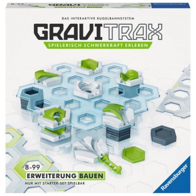 Obrázek produktu GraviTrax Rozšiřující sada Stavba, Ravensburger 27511 (27596)