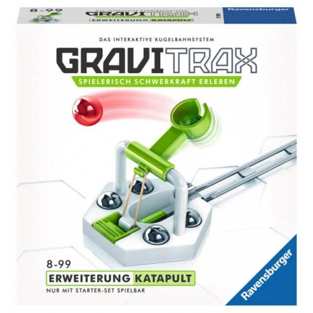 Obrázek produktu GraviTrax Rozšiřující sada Katapult, Ravensburger 27509 (27591)