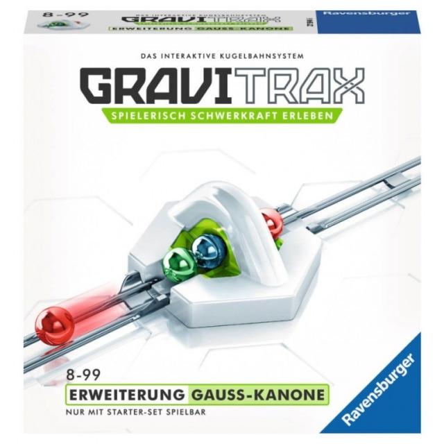 Obrázek produktu GraviTrax Rozšiřující sada Magnetický kanon, Ravensburger 27510 (27594)