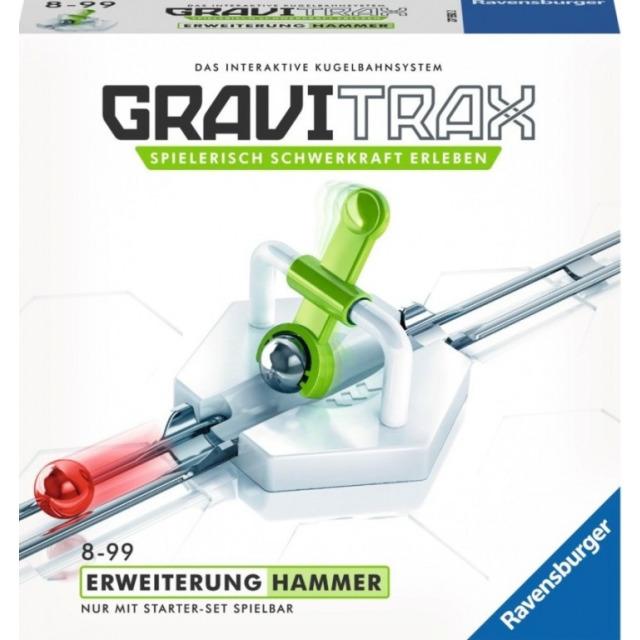 Obrázek produktu GraviTrax Rozšiřující sada Kladivo, Ravensburger 27507 (27592)
