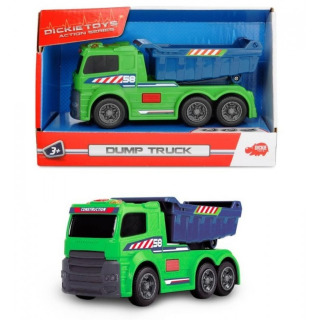 Obrázek 1 produktu Sklápěčka Dump Truck 15cm, světlo, zvuk, Dickie