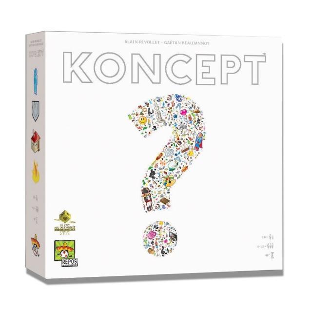 Obrázek produktu Koncept, společenská hra