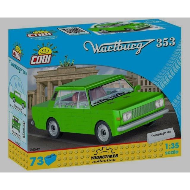 Obrázek produktu Cobi 24542 Youngtimer – WARTBURG 353 1:35