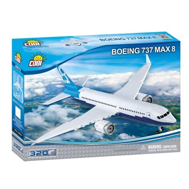 Obrázek produktu Cobi 26175 Boeing 737 8 MAX