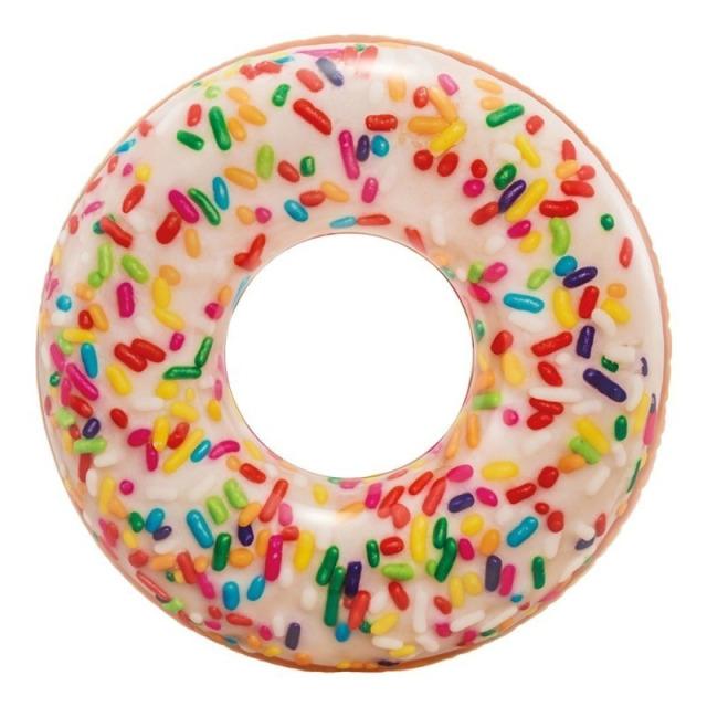 Obrázek produktu Intex 56263 Nafukovací kruh donut s posypem 99cm