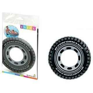 Obrázek 1 produktu Intex 59252 Kruh plovací Pneumatika 91 cm