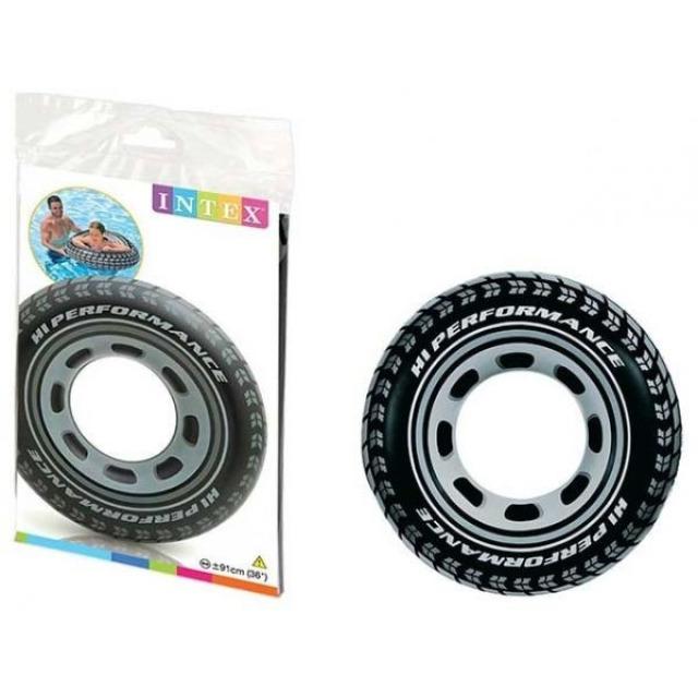 Obrázek produktu Intex 59252 Kruh plovací Pneumatika 91 cm