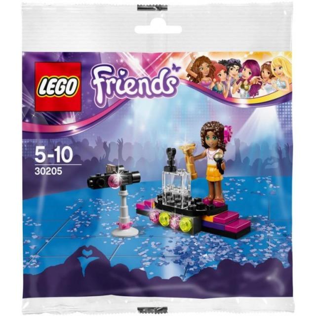 Obrázek produktu LEGO FRIENDS 30205 Ceremoniál popové hvězdy