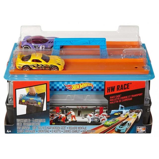 Obrázek produktu Hot Wheels Dráha v kufříku, Mattel CFC81