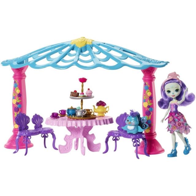 Obrázek produktu ENCHANTIMALS Páv s altánkem, Mattel FRH49