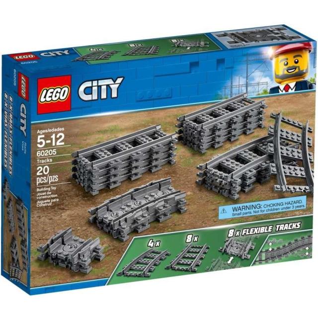 Obrázek produktu LEGO CITY 60205 Koleje