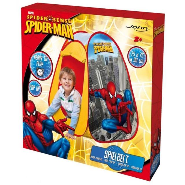 Obrázek produktu Dětský stan Pop Up Spider-Man 75 x 75 x 90cm