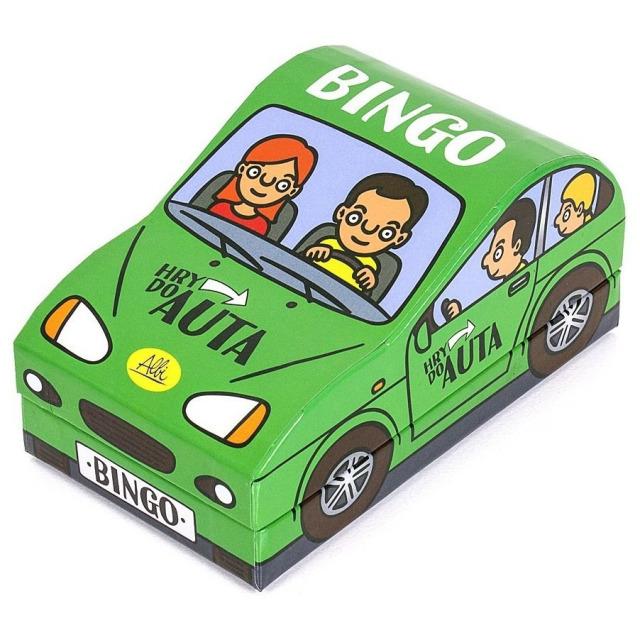 Obrázek produktu Hra do auta - Bingo