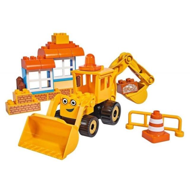 Obrázek produktu PlayBig BLOXX Bořek Stavitel Bagr Béďa