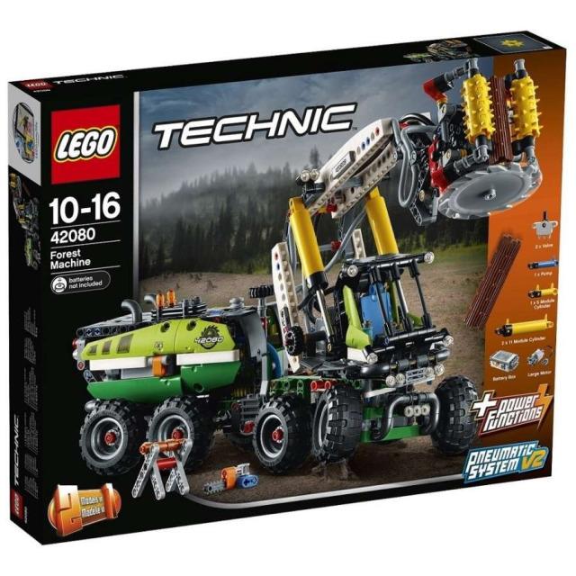 Obrázek produktu LEGO TECHNIC 42080 Lesní stroj