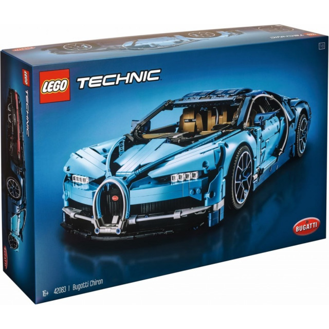 Obrázek produktu LEGO TECHNIC 42083 Bugatti Chiron
