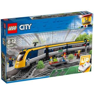 Obrázek 1 produktu LEGO CITY 60197 Osobní vlak