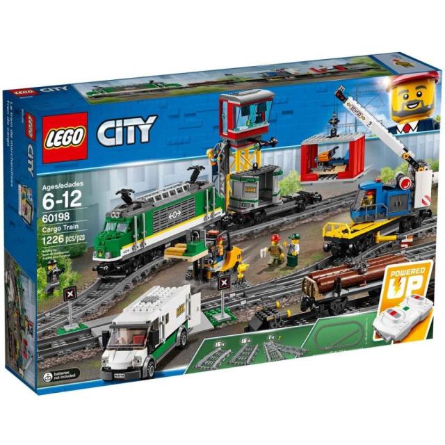 Obrázek produktu LEGO CITY 60198 Nákladní vlak