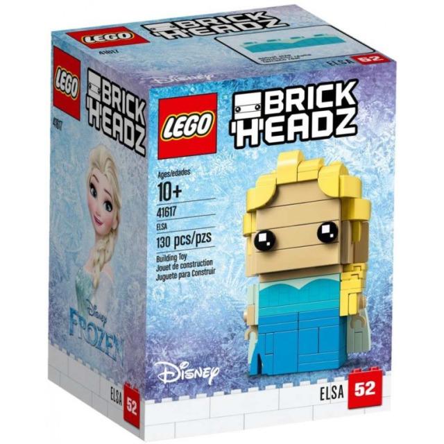 Obrázek produktu LEGO BrickHeadz 41617 Elsa