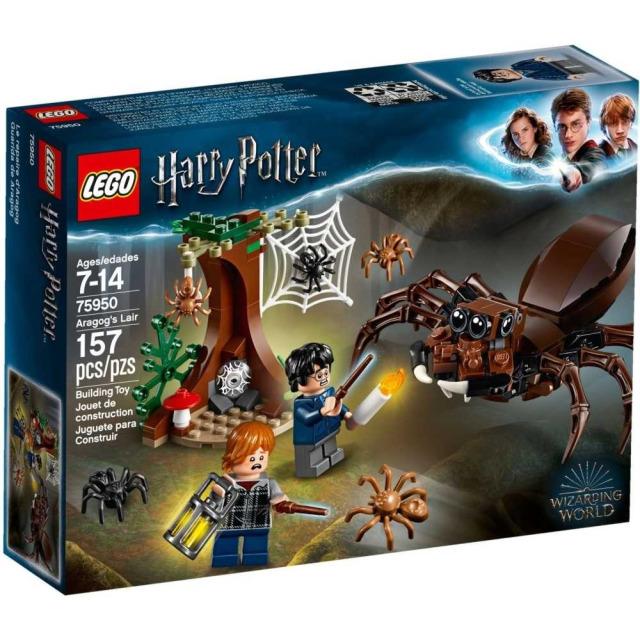 Obrázek produktu LEGO Harry Potter™ 75950 Aragogovo doupě