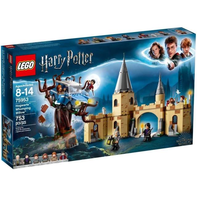 Obrázek produktu LEGO Harry Potter™ 75953 Bradavická vrba mlátička