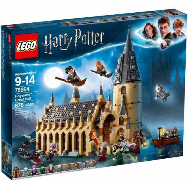 Obrázek produktu LEGO Harry Potter™ 75954 Bradavická Velká síň
