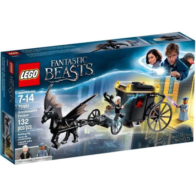Obrázek produktu LEGO Harry Potter™ 75951 Grindelwaldův útěk