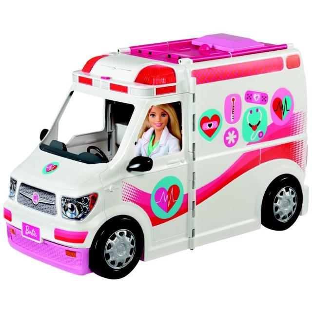 Obrázek produktu Barbie klinika na kolech, Mattel FRM19