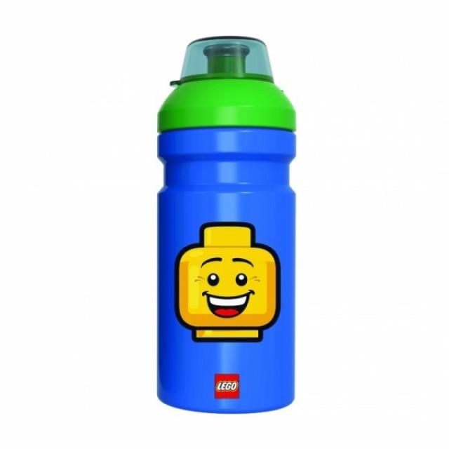 Obrázek produktu LEGO ICONIC Boy Láhev na pití   0,35l modrá-zelená