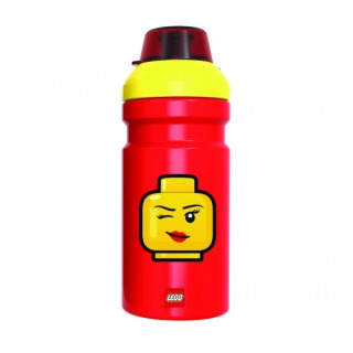 Obrázek 1 produktu LEGO ICONIC Girl Láhev na pití   0,35l žlutá-červená
