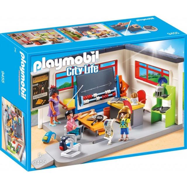 Obrázek produktu Playmobil 9455 Učebna dějepisu