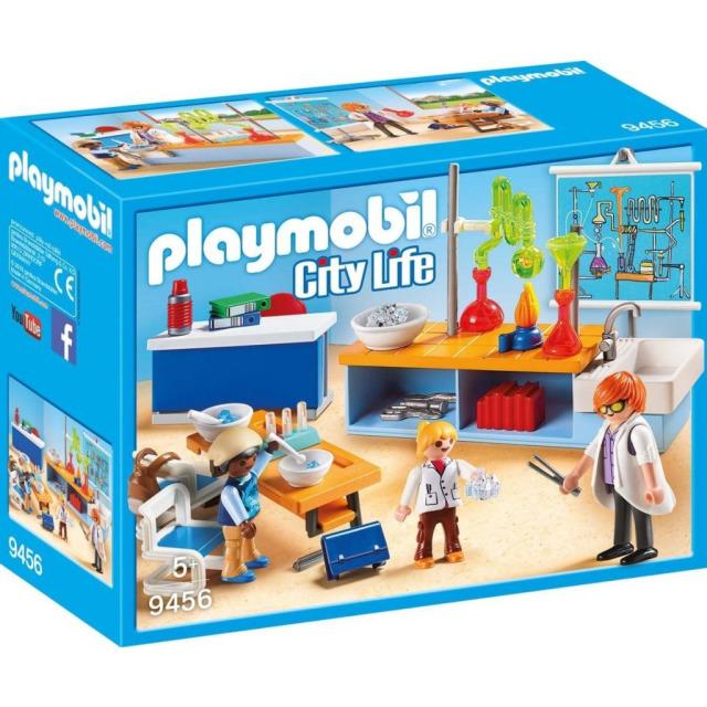 Obrázek produktu Playmobil 9456 Učebna chemie
