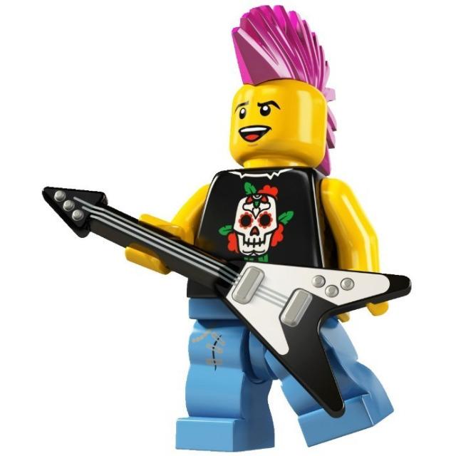 Obrázek produktu LEGO 8804 Minifigurka Rocker