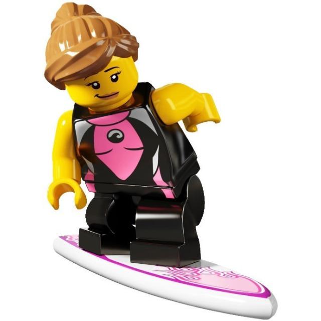 Obrázek produktu LEGO 8804 Minifigurka Surfařka