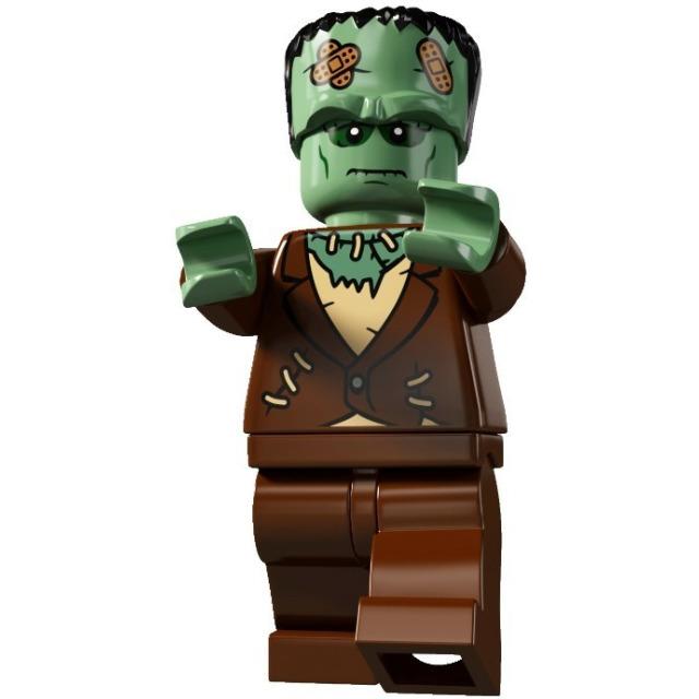 Obrázek produktu LEGO 8804 Minifigurka Monstrum