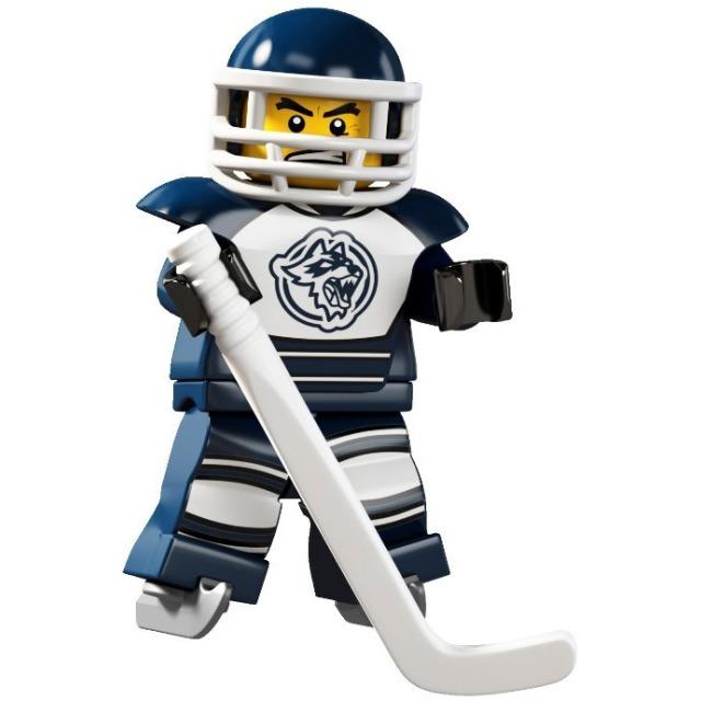 Obrázek produktu LEGO 8804 Minifigurka Hokejista