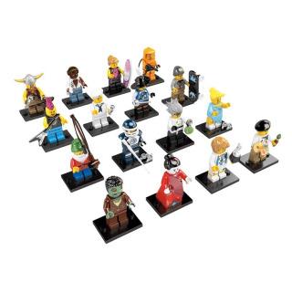 Obrázek 1 produktu LEGO 8804 Kolekce 16 minifigurek série 4