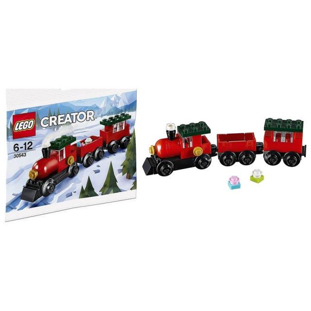 Obrázek produktu LEGO Creator 30543 Vánoční vláček