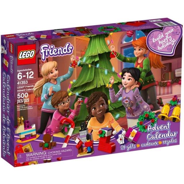 Obrázek produktu LEGO Friends 41353 Adventní kalendář