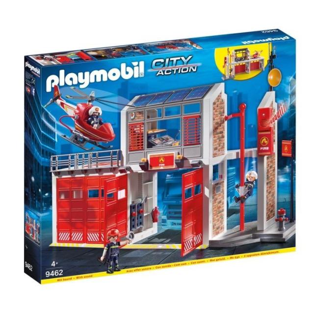 Obrázek produktu Playmobil 9462 Velká požární stanice