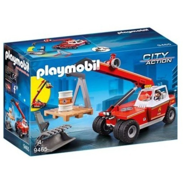 Obrázek produktu Playmobil 9465 Hasičský teleskop