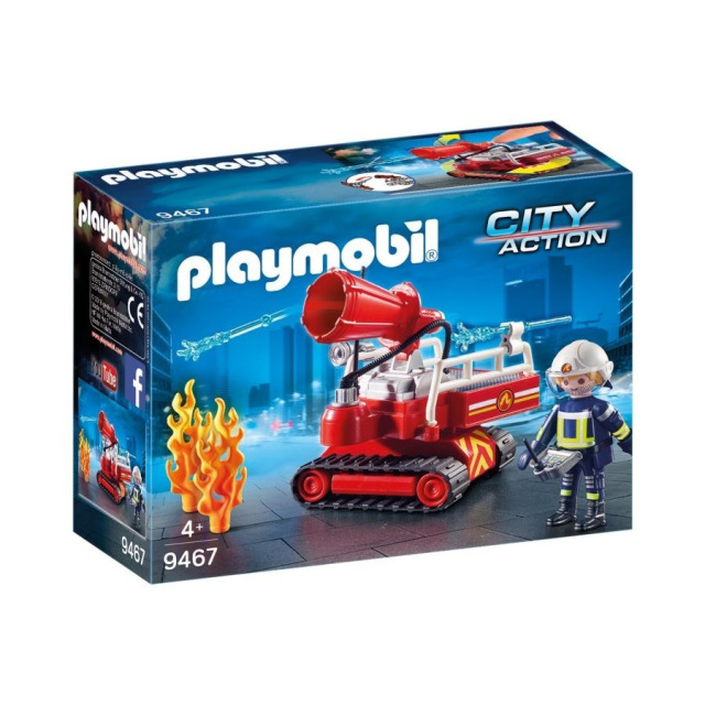 Obrázek produktu Playmobil 9467 Hasičský robotický vůz