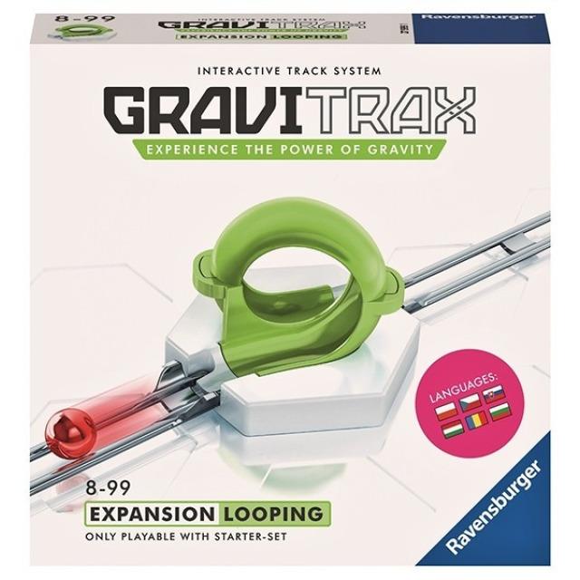 Obrázek produktu GraviTrax Rozšiřující sada Smyčka, Ravensburger 27508 (27593)
