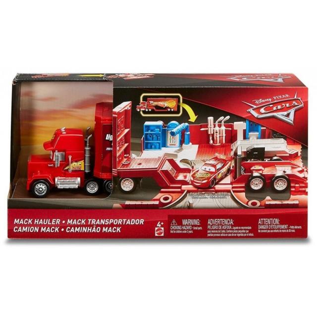 Obrázek produktu Cars Transformující se Mack, Mattel FTT93